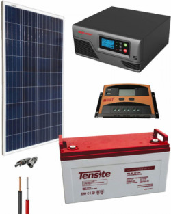 Kit Panel Solar 600W 12V 750Whdia