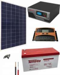 Kit Panel Solar 800W 12V 1000Whdia