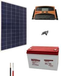 Kit Solar Gel 12V 1000Whdia