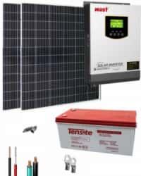 Kit Solar Gel 12V 2000Whdia