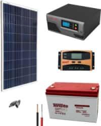 Kit Solar Gel 300W 12V 750Whdia
