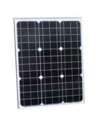 Panel Solar 50W 12V Monocristalino ME
