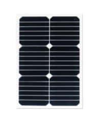 Panel Solar Flexible 20W 12V