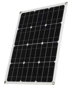 Panel Solar Flexible 50W 12V