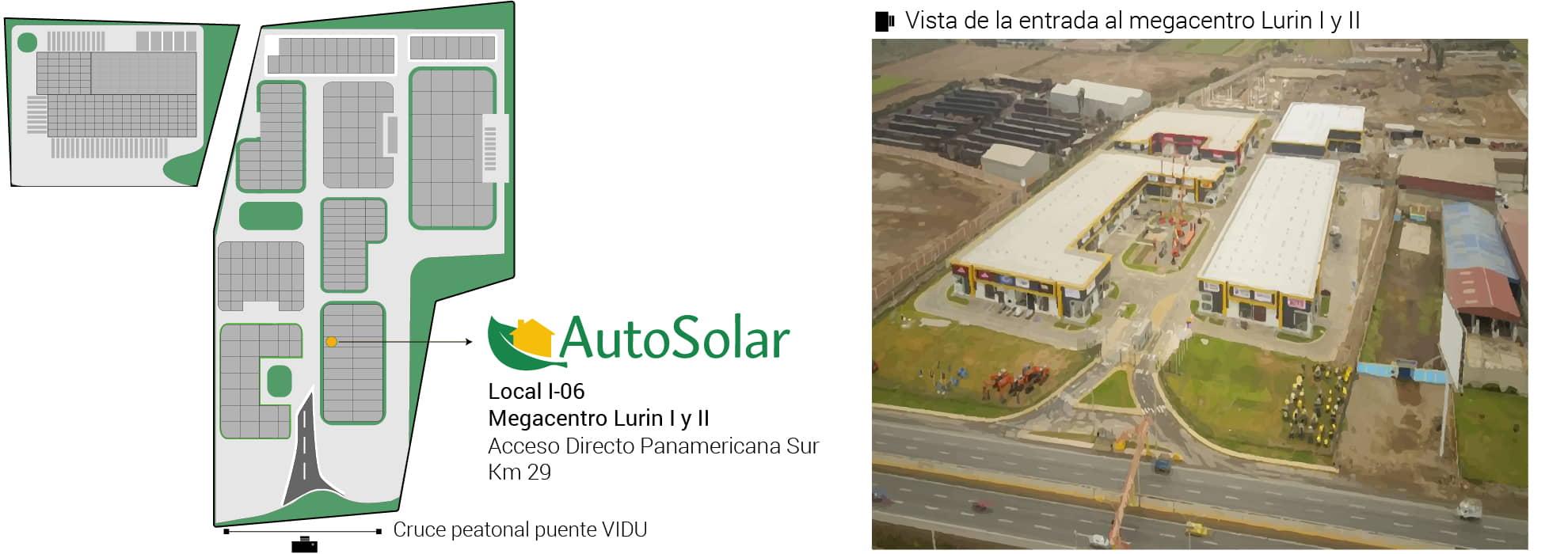 Planos Localizacion Autosolar Peru