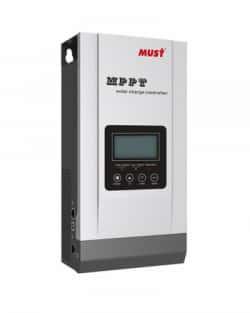 Controlador MPPT LCD 80A 12/24/48V Must Solar