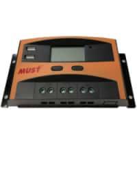 Controlador PWM LCD 20A 12/24V Must Solar
