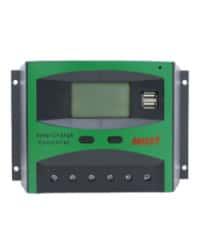 Controlador PWM LCD 60A 12/24V Must Solar