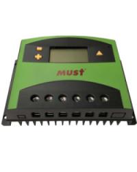 Controlador PWM LCD 60A 48V Must Solar
