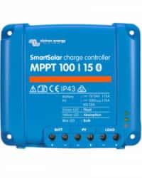 Controlador SmartSolar MPPT 100V 15A VICTRON